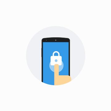 极致保护,手机一键加密